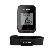 Polar M460 Bike Computer con GPS Integrato e Fascia Cardio Bluetooth Smart